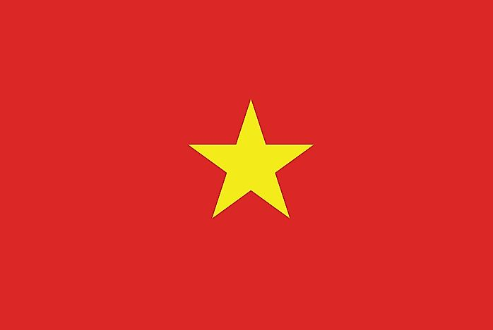What Do The Colors And Symbols Of The Flag Of Vietnam Mean