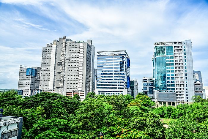 The Tallest Buildings in Kolkata
