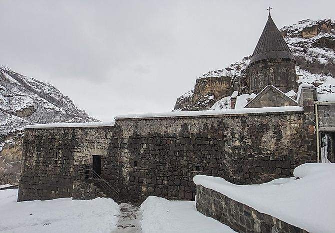 UNESCO World Heritage Sites In Armenia