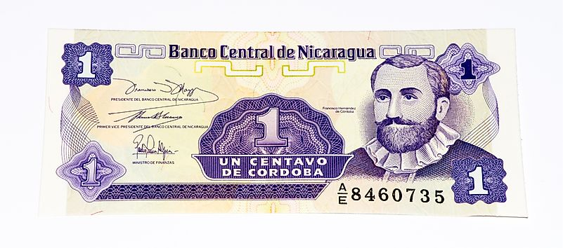 What Is The Currency Of Nicaragua