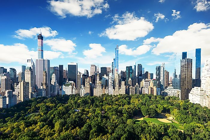 10 Best Places To See The New York Skyline From
