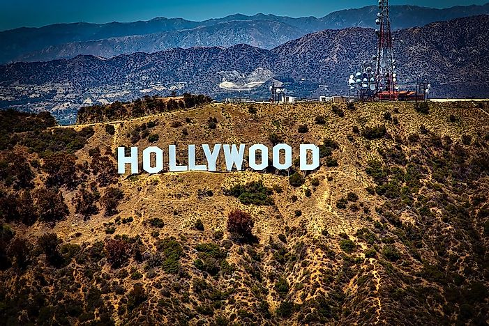 #6 The Hollywood Sign
