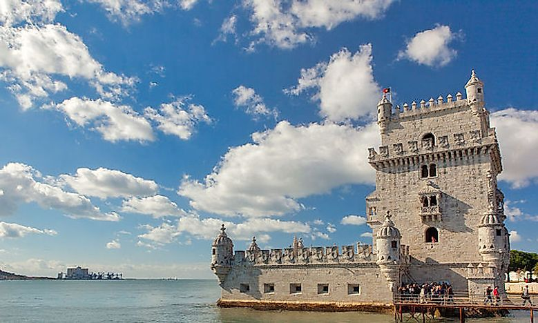 #1 Belém Tower, 1521 -