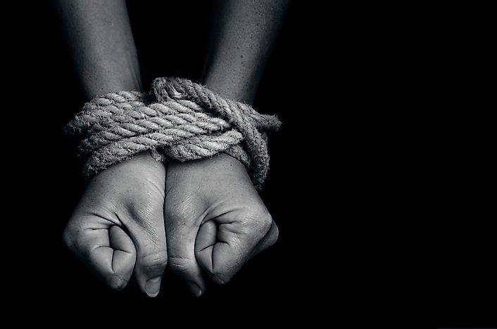 Human Trafficking Remains a Serious Problem