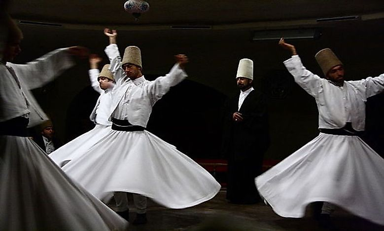 Who Are The Whirling Dervishes Or The Mevlevi?