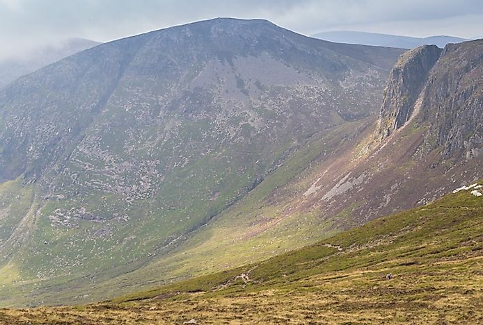 Highest Mountains In Northern Ireland