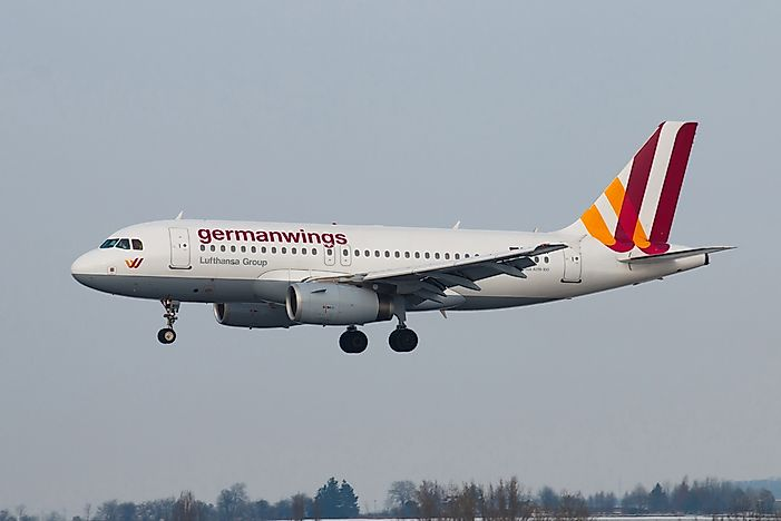 What Happened To Germanwings Flight 4U9525?