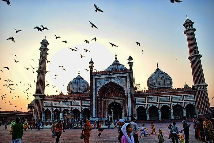Mughal Architectural Marvels Of India And Pakistan