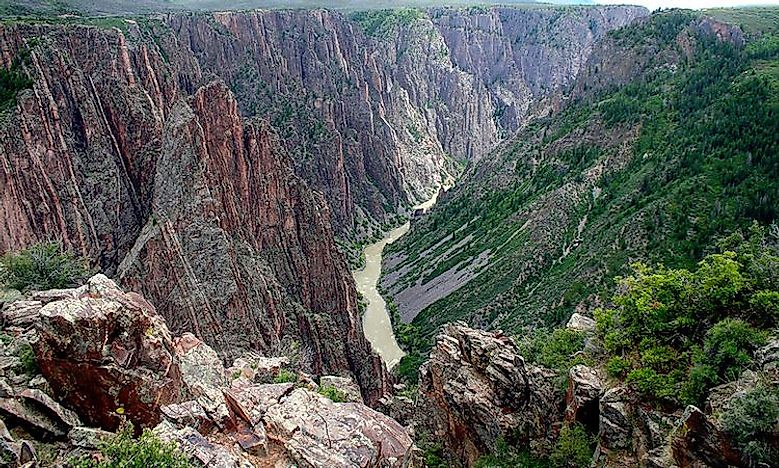 #5 Black Canyon of the Gunnison - Colorado