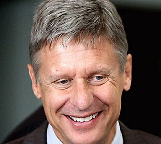 Who Is Gary Johnson? 2016 U.S. Presidential Candidate