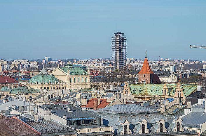 Пять известных  зданий, которые навряд ли будут закончены.