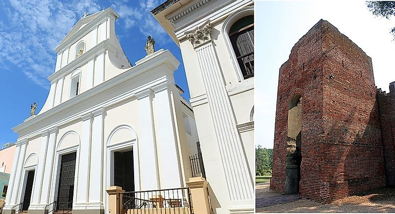 Oldest Christian Churches In The United States