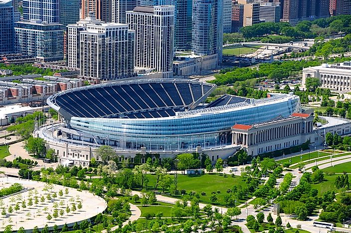 #7 Chicago Sporting Events
