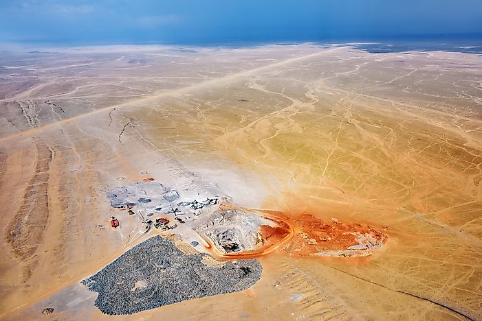 What Are The Major Natural Resources Of Namibia?