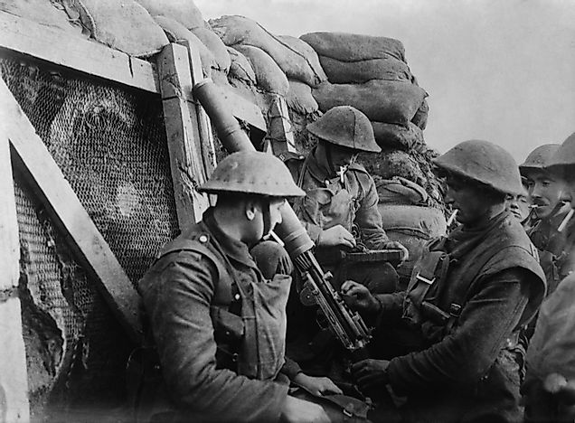 What Was World War I Trench Warfare Like?