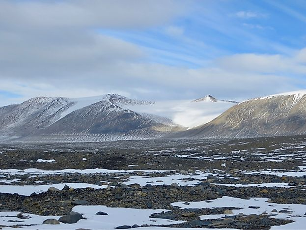 What Are the Dry Valleys of Antarctica?