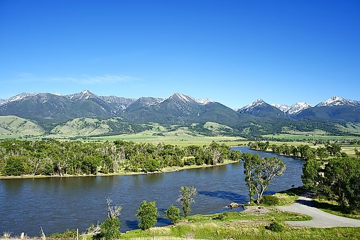 The 10 Longest Rivers in Montana