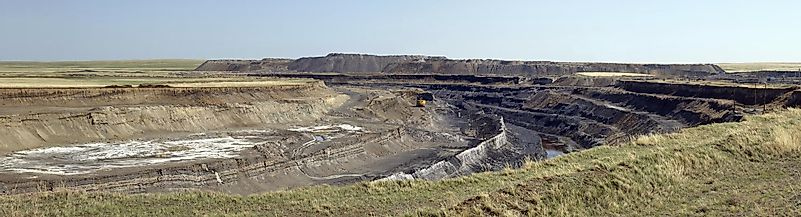 #9 Kazakhstan - The Top 10 Coal Producers Worldwide