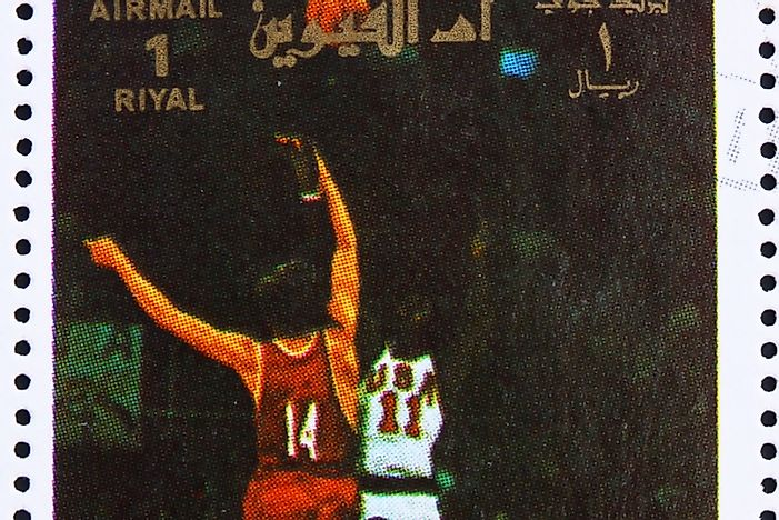 1972 Olympic Basketball