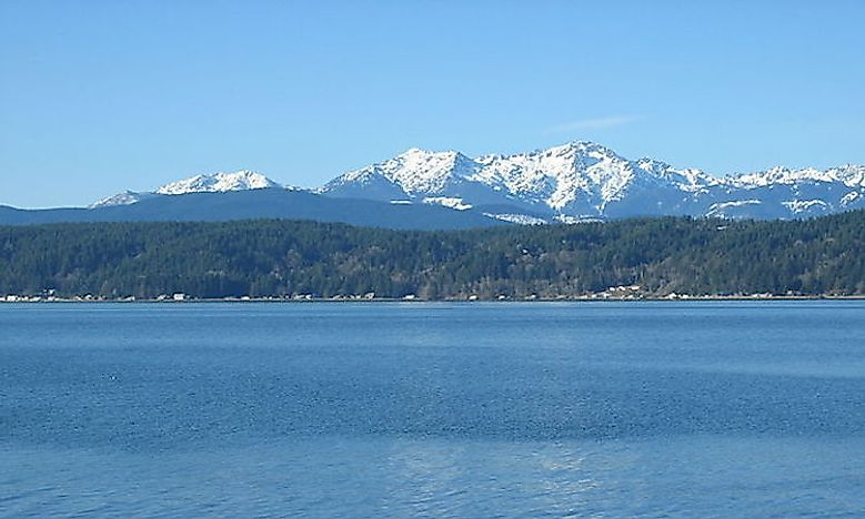 #4 Olympic Mountains -