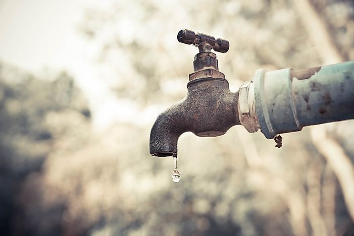 4 Ways To Cope With Water Scarcity