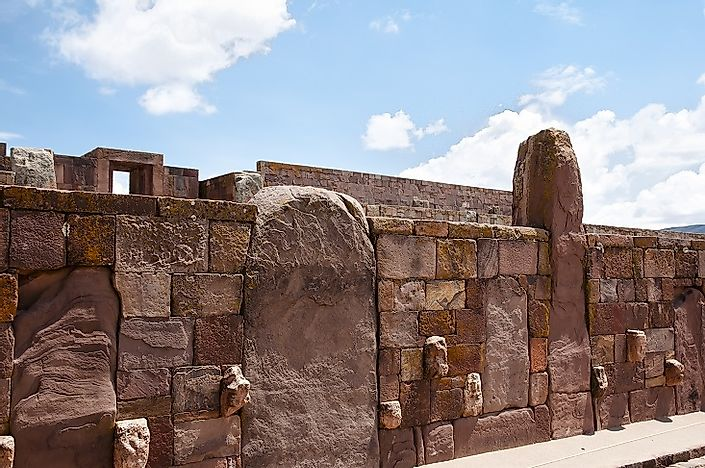UNESCO Wolrd Heritage Sites In Bolivia