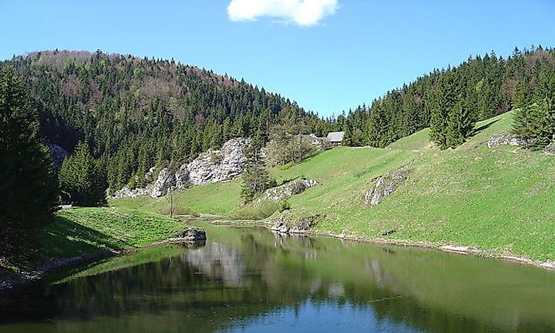 #8 Slovak Paradise National Park -
