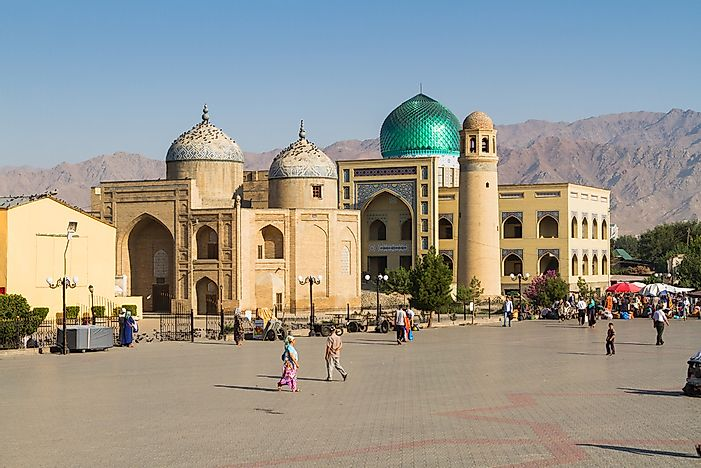 Religion In Tajikistan: Important Facts And Figures