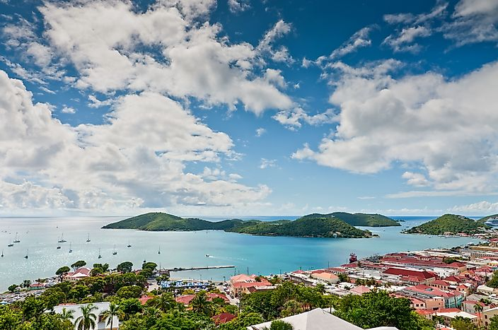 Who Was Charlotte Amalie?