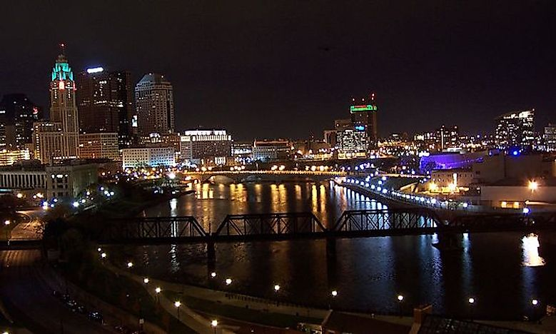 Biggest Cities In Ohio