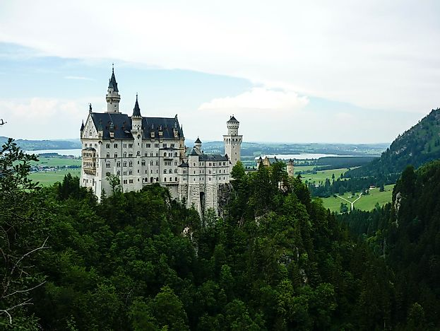 Neuschwanstein Castle, Germany - Unique Places around the World