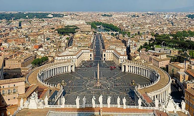 What Makes The Vatican City And Holy See So Unique?