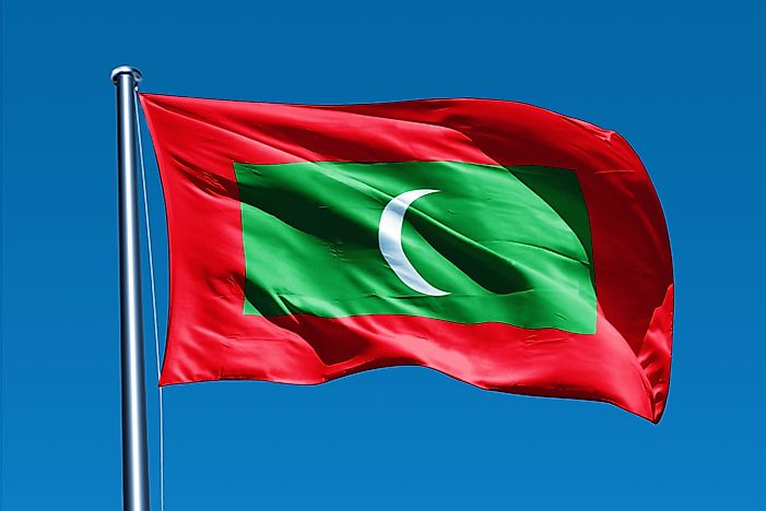 Flag Of Maldives: Design, Colors, And Symbols