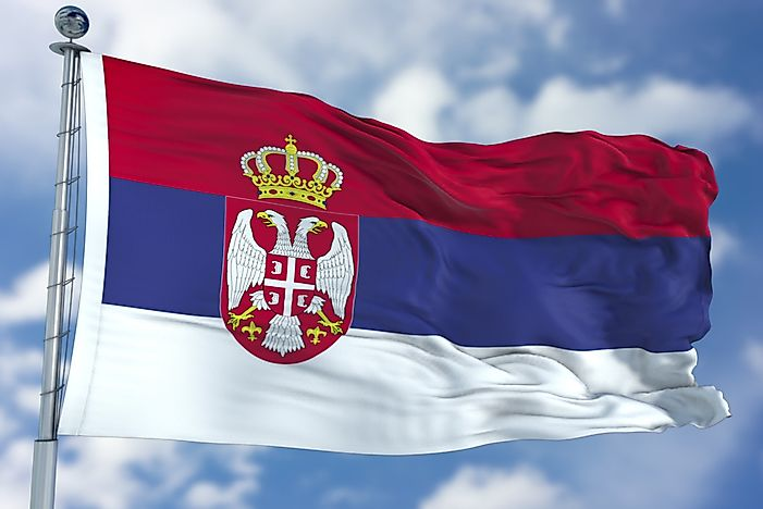 What Do the Colors and Symbols of the Flag of Serbia Mean?