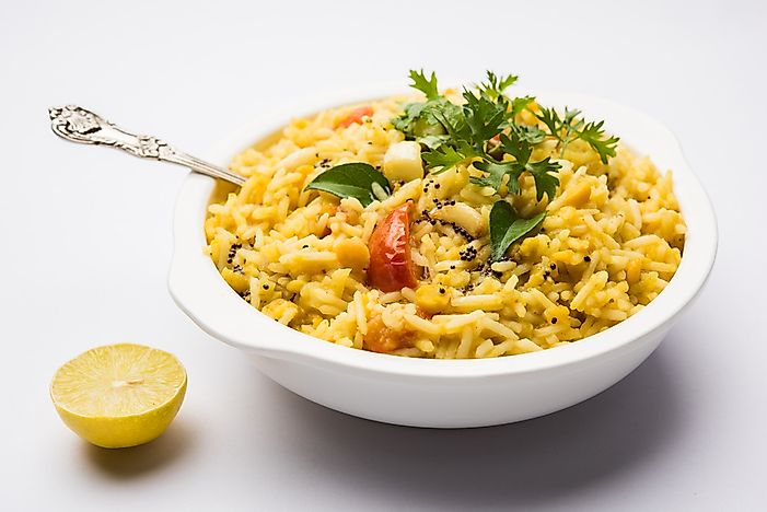 What is the National Dish of India?