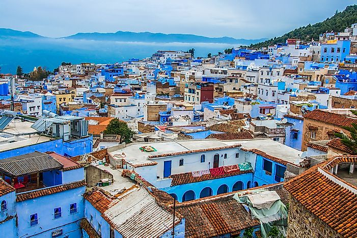 Chefchaouen, Morocco - Unique Places Around the World