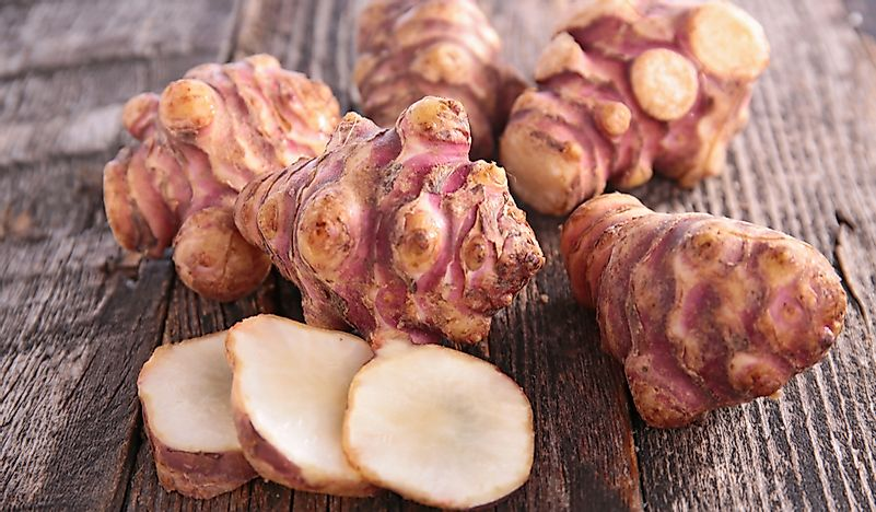 Are Jerusalem Artichokes Really From Jerusalem?