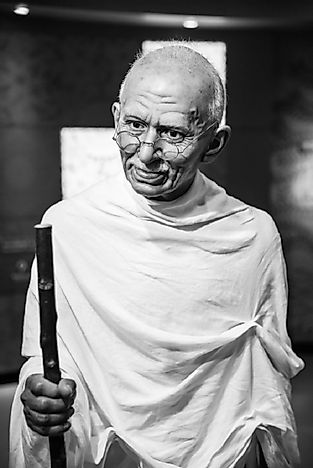 Mahatma Gandhi - Important Figures in World History