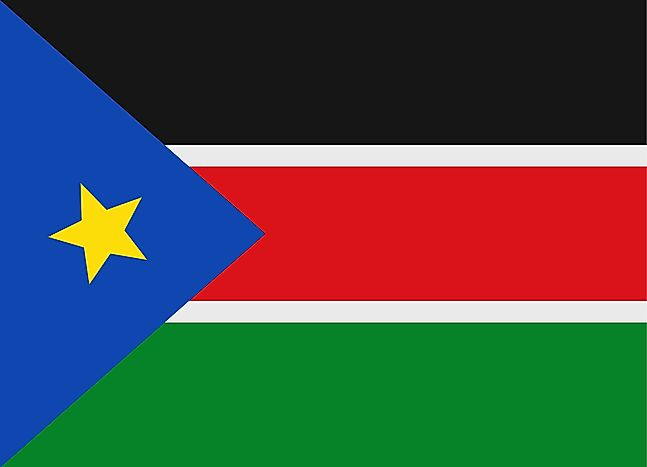 What Do The Colors And Symbols Of The Flag Of South Sudan Mean?