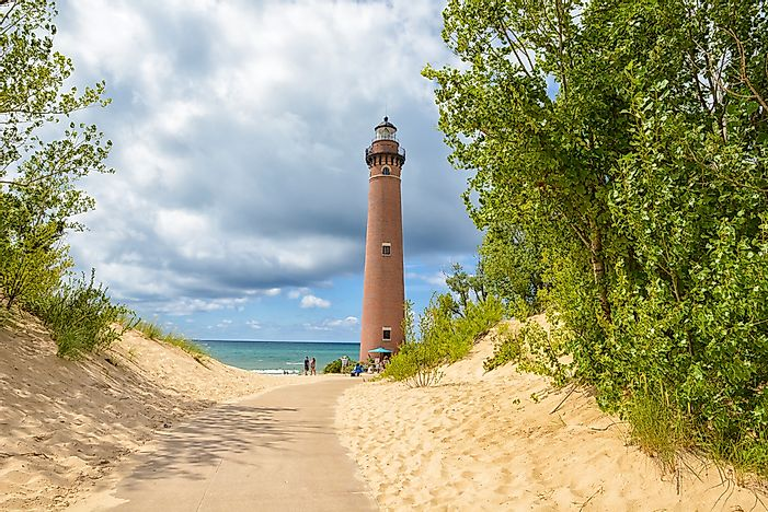 #8 Little Sable Point Light
