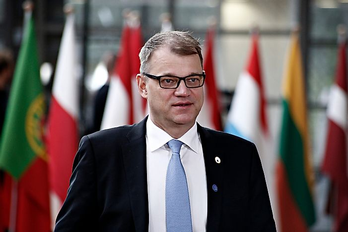 List of Prime Ministers Of Finland