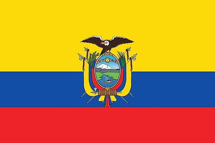 What Do the Colors and Symbols of the Flag of Ecuador Mean?