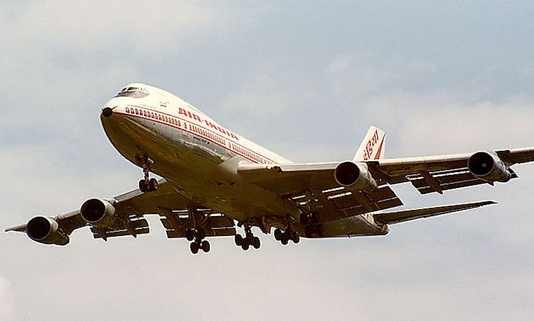 #10 Air India Flight 182 -