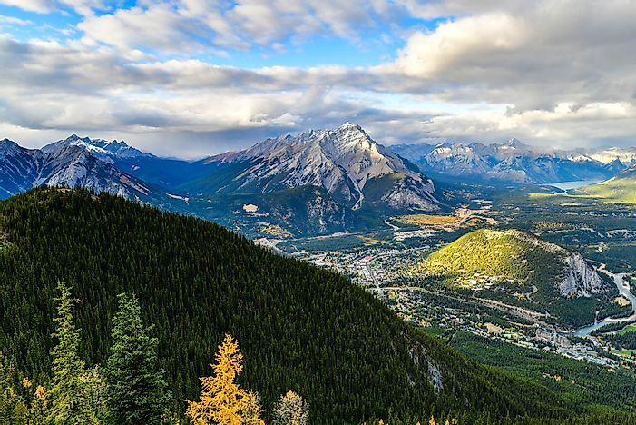 #5 Banff National Park