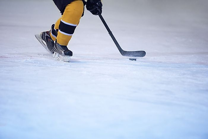 Winter Olympic Games: Ice Hockey