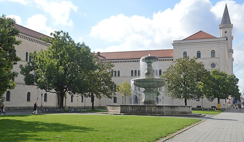 The Largest Universities in Germany