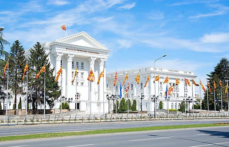 What Type Of Government Does Macedonia Have?