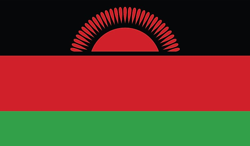 What Do The Colors And Symbols Of The Flag Of Malawi Mean?