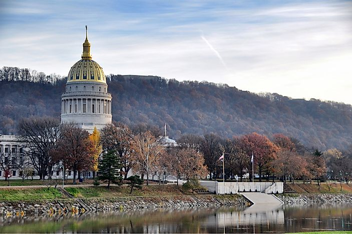 What Is the Capital of West Virginia?