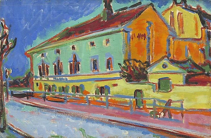Art Movements Throughout History: Fauvism